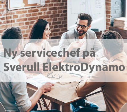 Nyservicechef